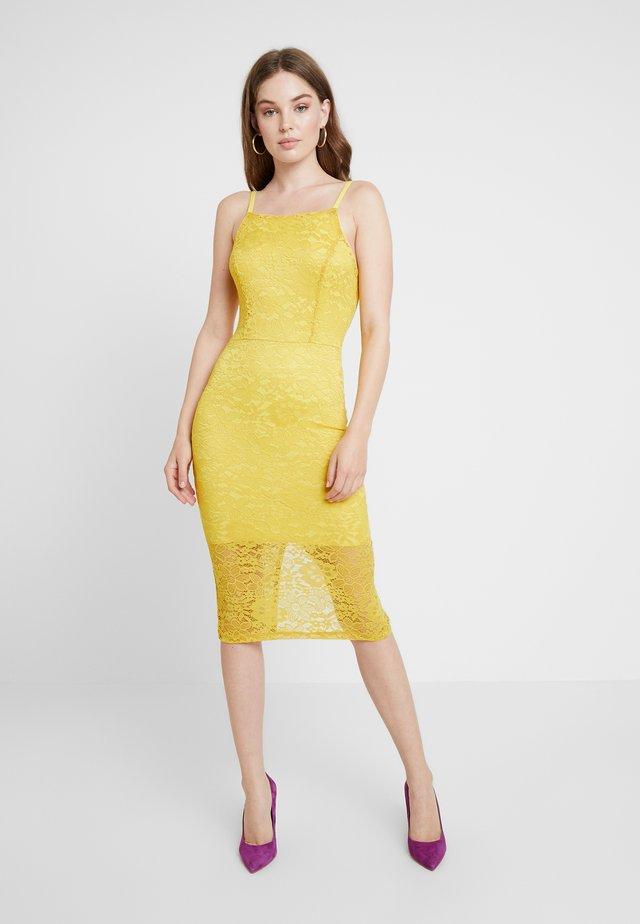 Juhlamekko - yellow