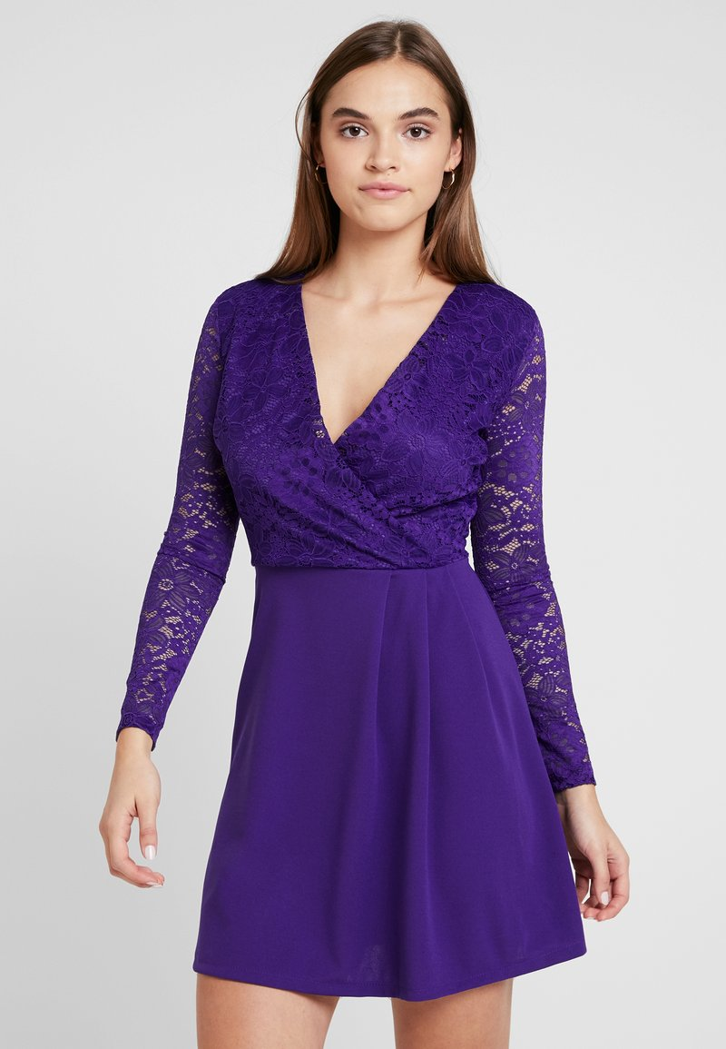 WAL G. - Cocktailkleid/festliches Kleid - purple
