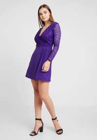 WAL G. - Cocktailkleid/festliches Kleid - purple - 2