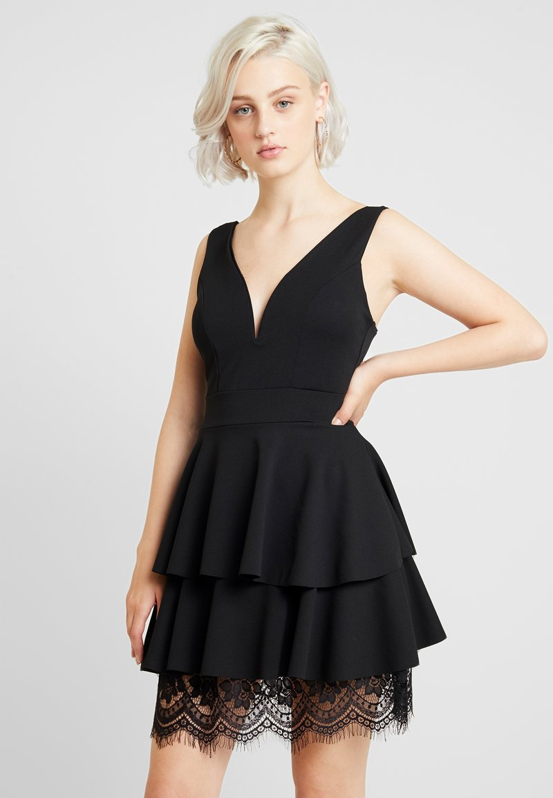WAL G. - Cocktailkleid/festliches Kleid - black