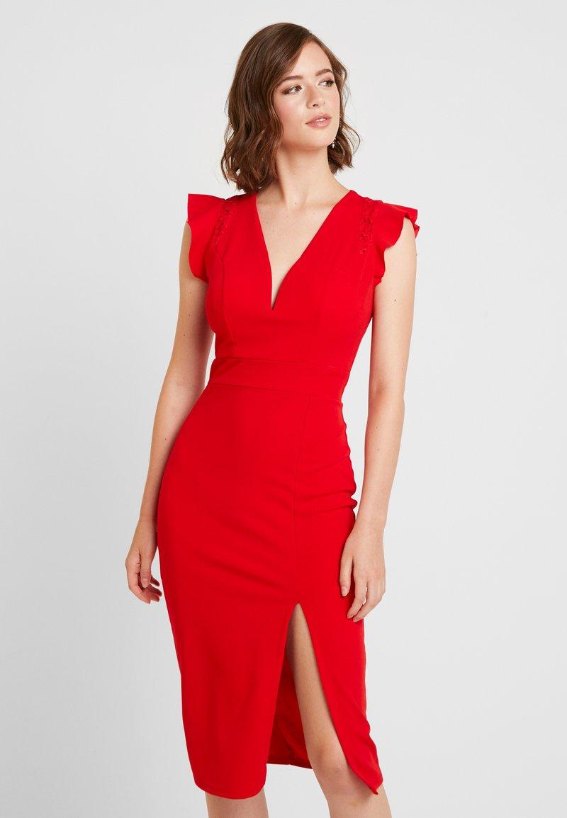 WAL G. - Vestido de cóctel - red