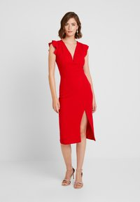 WAL G. - Cocktailjurk - red - 2