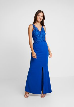 Suknia balowa - cobalt blue