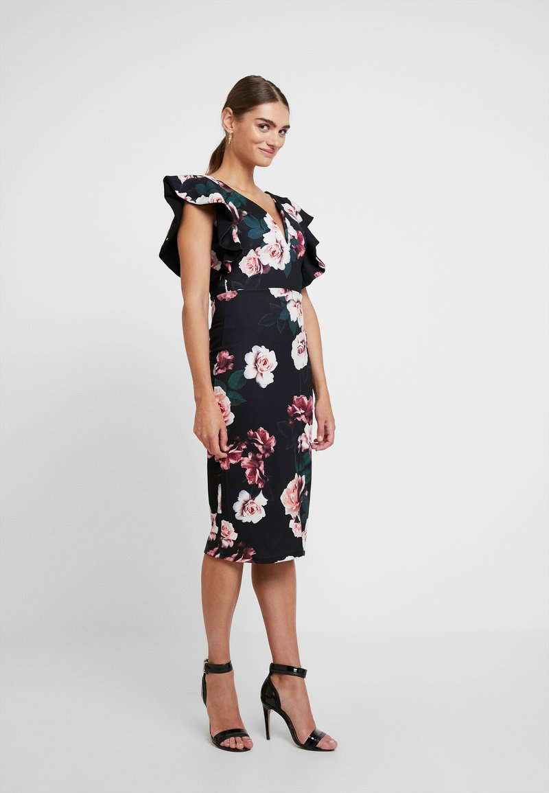 WAL G. - Cocktail dress / Party dress - coral