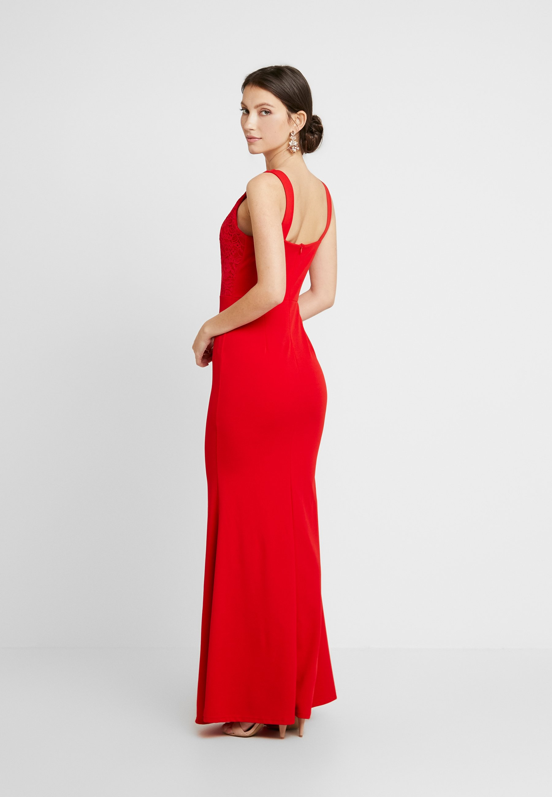 WAL G. Robe de cocktail - rouge red