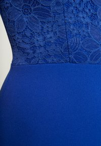 WAL G. - COVERED MAXI DRESS - Ballkjole - cobalt blue - 6