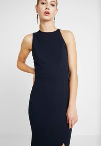 WAL G. - HIGH SPLIT MAXI DRESS - Gallakjole - navy - 4