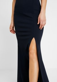 WAL G. - HIGH SPLIT MAXI DRESS - Gallakjole - navy - 6