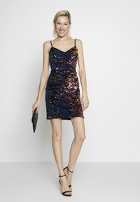 WAL G. - MINI DRESS - Juhlamekko - multi-coloured - 1
