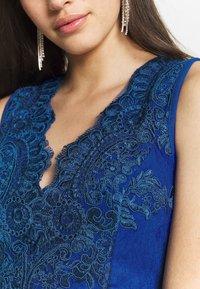 WAL G. - ACCESSORIE MAXI DRESS - Occasion wear - cobalt blue - 5