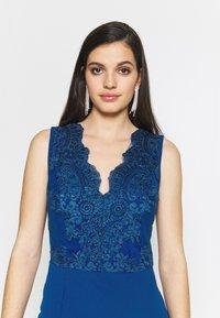 WAL G. - ACCESSORIE MAXI DRESS - Occasion wear - cobalt blue - 3