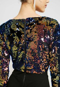WAL G. - LONG SLEEVE MULTI - Galajurk - sequins
