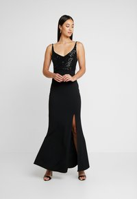 WAL G. - SEQUIN - Occasion wear - black - 0
