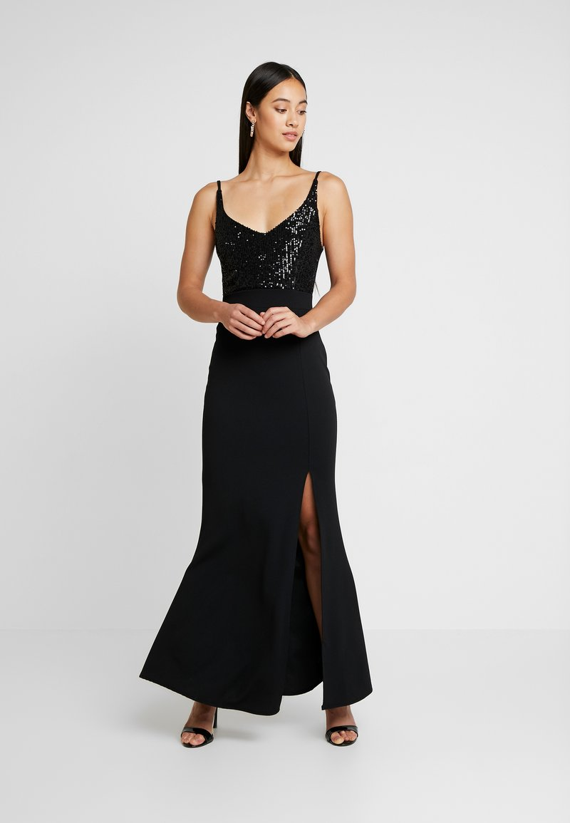 WAL G. - SEQUIN - Occasion wear - black