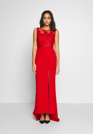 RED MAXI - Ballkleid - red