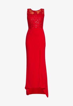 RED MAXI - Vestido de fiesta - red