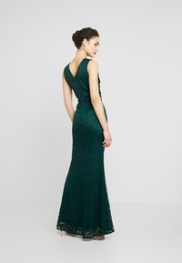 WAL G. - WASTE DETAILED SEQUIN - Iltapuku - forest green - 2