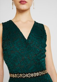 WAL G. - WASTE DETAILED SEQUIN - Iltapuku - forest green - 5