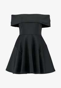 WAL G. - BARDO SKATER DRESS - Koktejlové šaty/ šaty na párty - black - 5