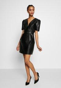 WAL G. - DRESS - Etui-jurk - black - 1
