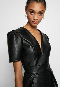 WAL G. - DRESS - Etui-jurk - black - 4