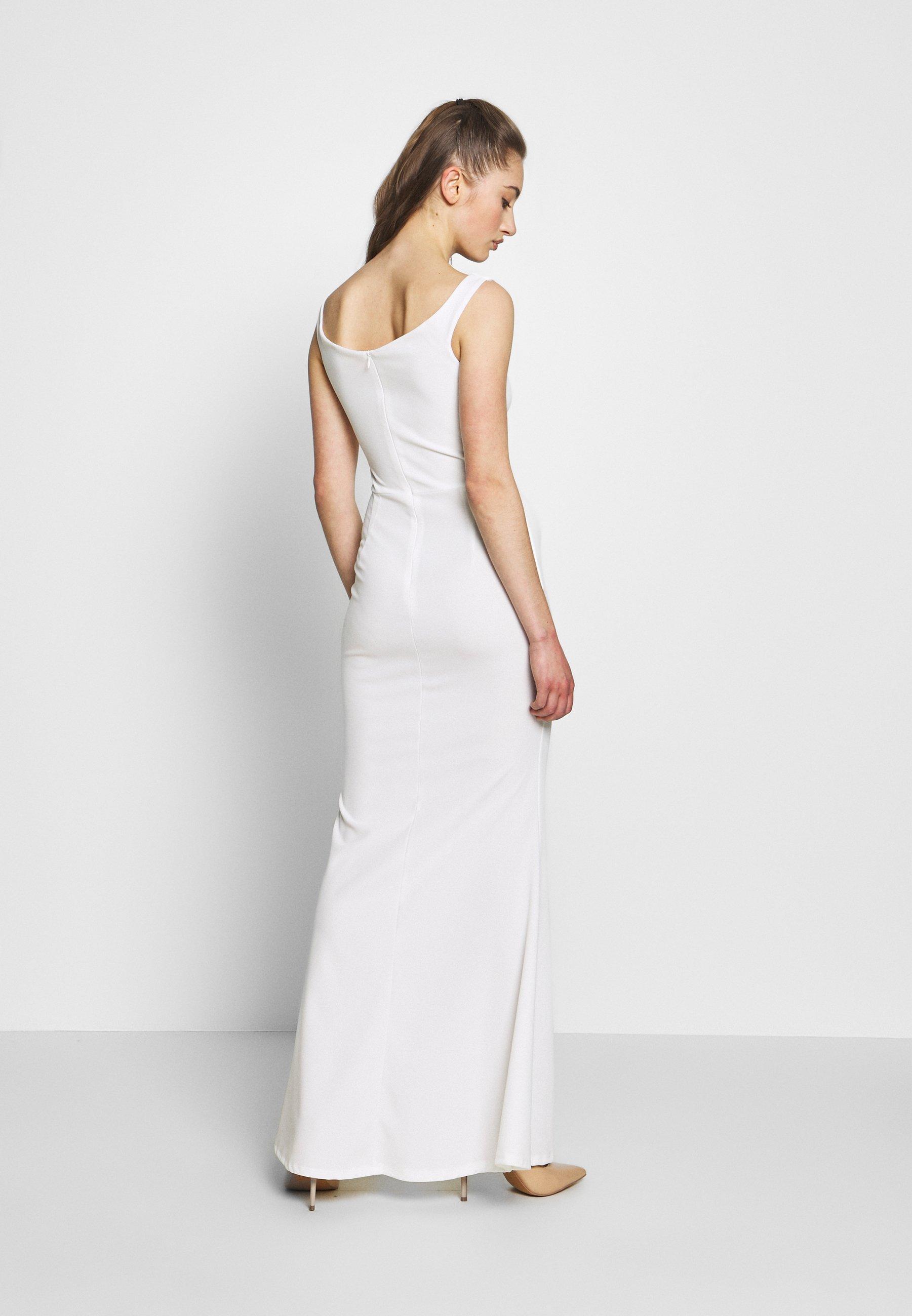 WAL G. MAXI DRESS - Suknia balowa - white