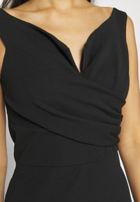 WAL G. - OFF THE SHOULDER DRESS - Vestido de fiesta - black - 5