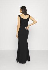 WAL G. - OFF THE SHOULDER DRESS - Vestido de fiesta - black - 2