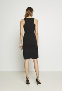 WAL G. - MIDI DRESS - Shift dress - black - 5