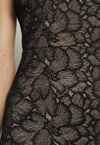 WAL G. - SLEEVELESS MIDI DRESS - Vestito elegante - black - 11