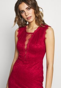 WAL G. - FULL MAXI DRESS - Vestido de fiesta - red - 4