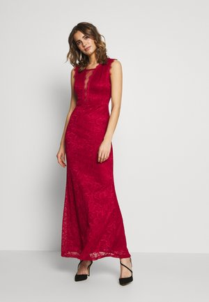 FULL MAXI DRESS - Galajurk - red
