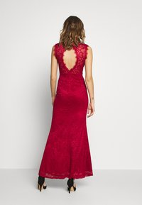 WAL G. - FULL MAXI DRESS - Vestido de fiesta - red - 2