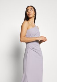 WAL G. - RUCHED ONE SHOULDER DRESS - Vestido de fiesta - lilac - 3