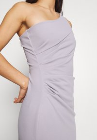 WAL G. - RUCHED ONE SHOULDER DRESS - Vestido de fiesta - lilac - 5