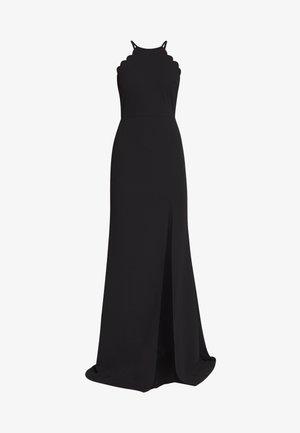 HALTER NECK MAXI DRESS - Robe de cocktail - black