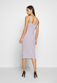 WAL G. - MIDI DRES - Shift dress - lilac - 2