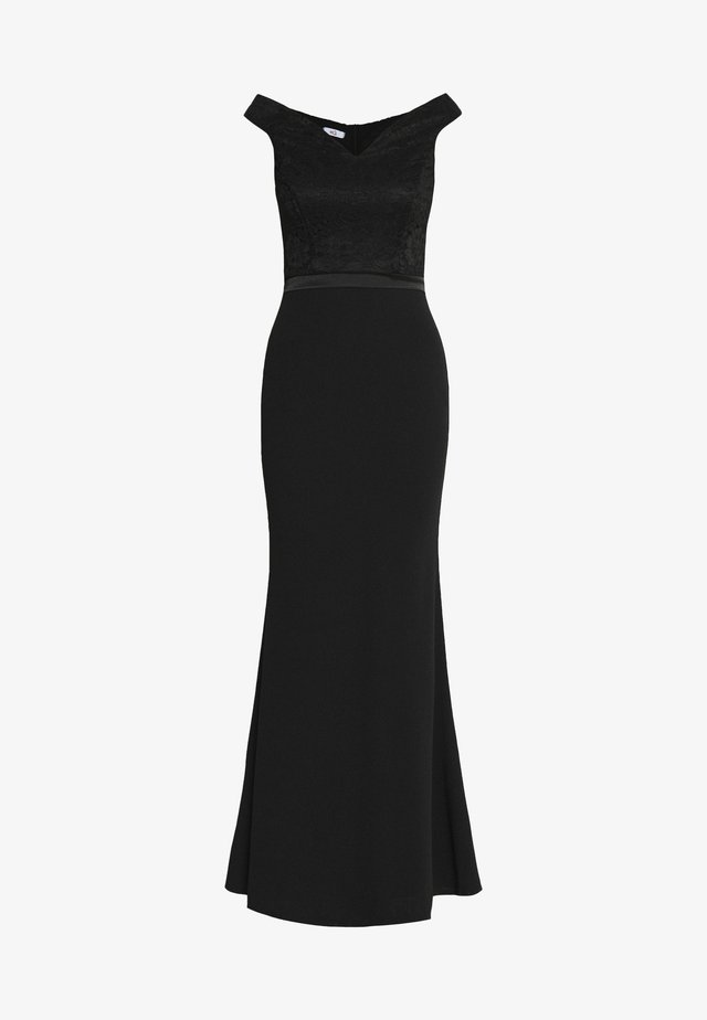 DRESS - Ballkleid - black