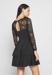 WAL G. - Vestito elegante - black - 2