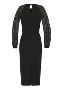 WAL G. - LONG SLEEVE BODYCON - Cocktail dress / Party dress - black - 1