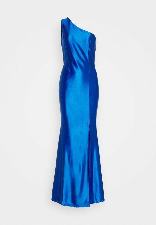 ONE SHOULDER MAXI DRESS - Gallakjole - electric blue
