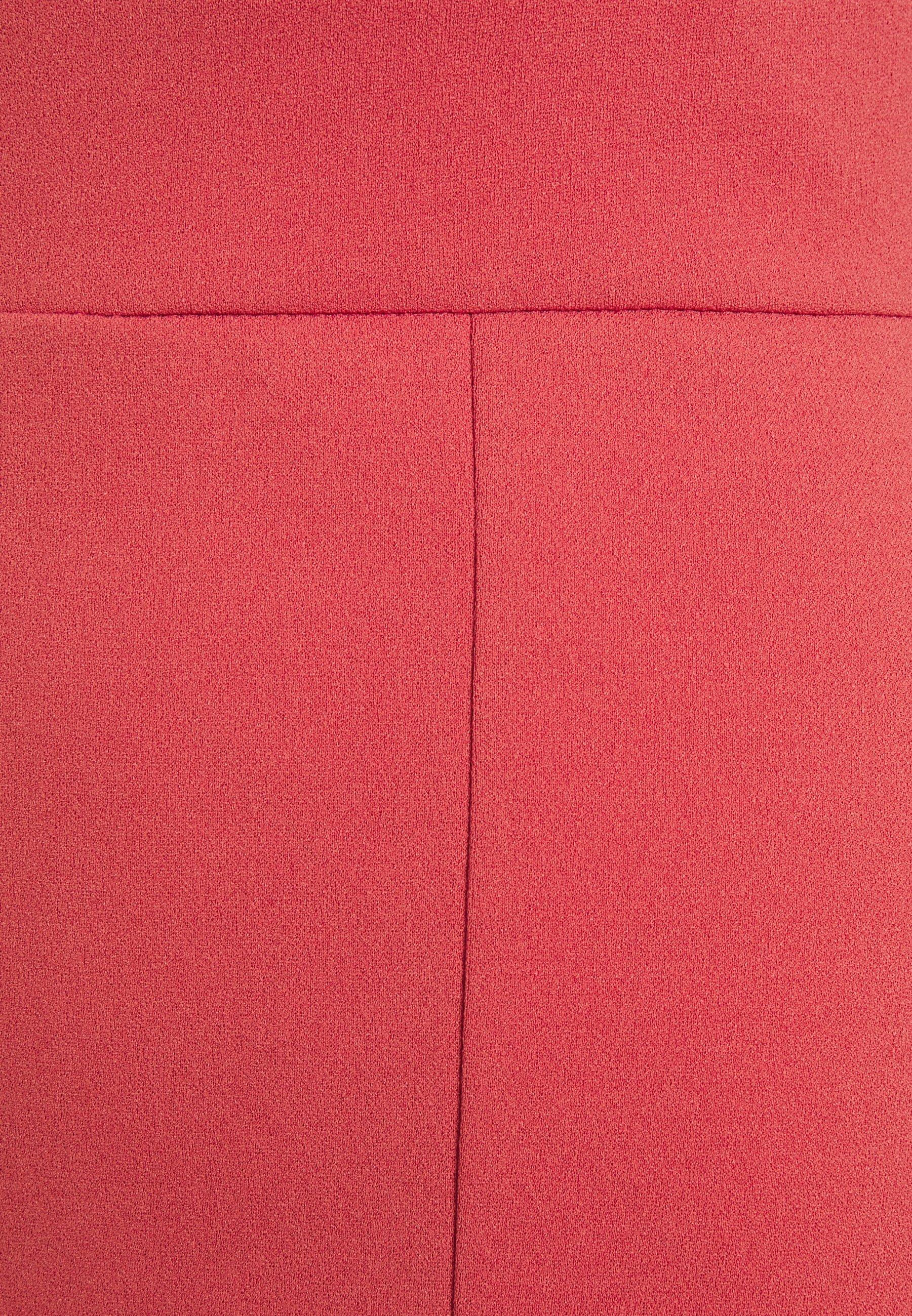 Wal G. Frill Hem Midi Dress - Cocktailjurk Blush Pink