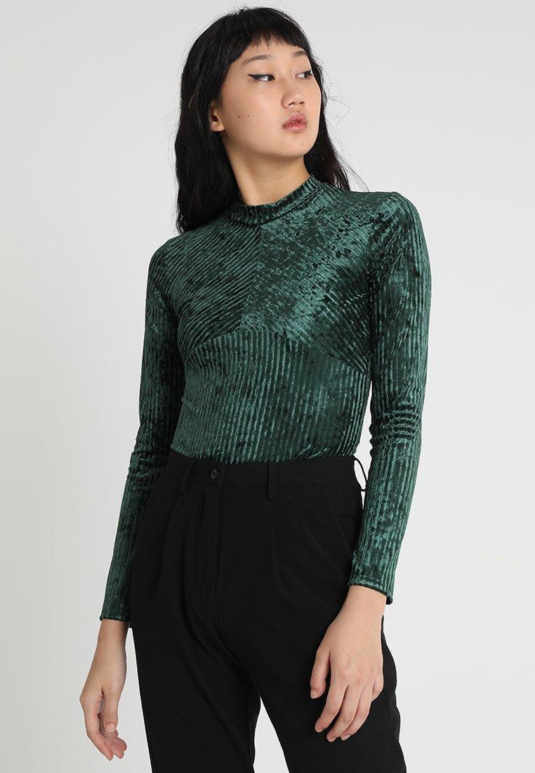 WAL G. - BODY - Langarmshirt - green