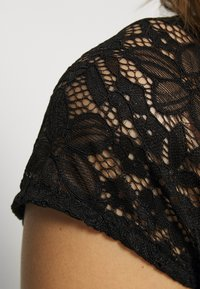 WAL G. - LACE BODY - T-shirt con stampa - black - 4