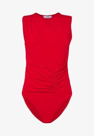 BODYSUIT - Top - red