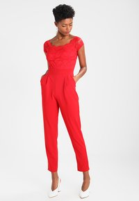 WAL G. - DETAIL - Combinaison - red - 1