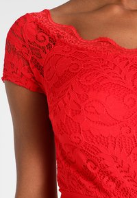 WAL G. - DETAIL - Combinaison - red - 3