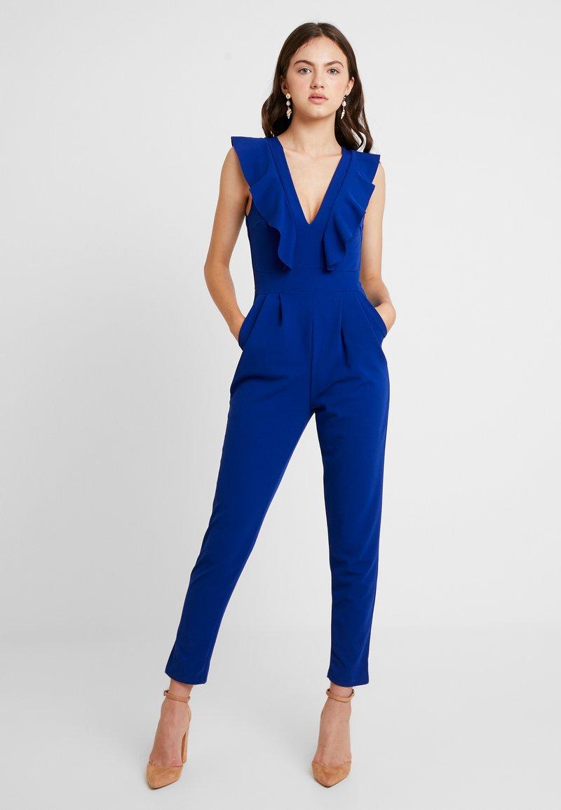 WAL G. - Jumpsuit - cobalt blue