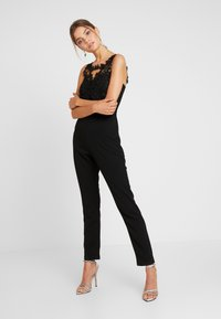 WAL G. - Overal - black - 1