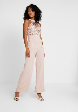 Overall / Jumpsuit - blush